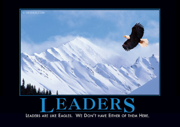 Leaders - Despair, Inc.