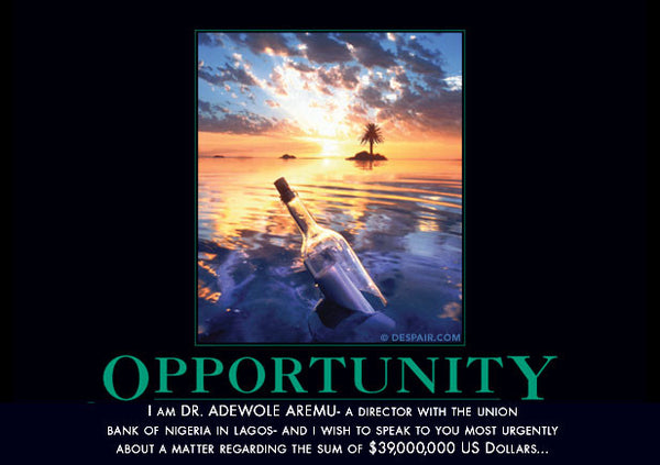 Opportunity Despair Inc