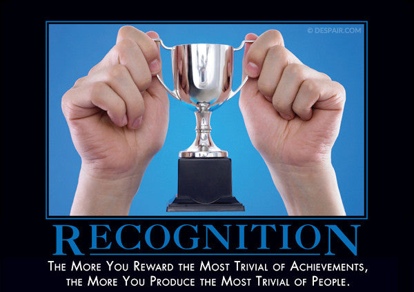 recognition despair inc