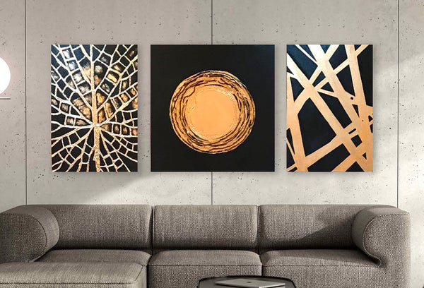 Luxury handmade painting to enhance your space