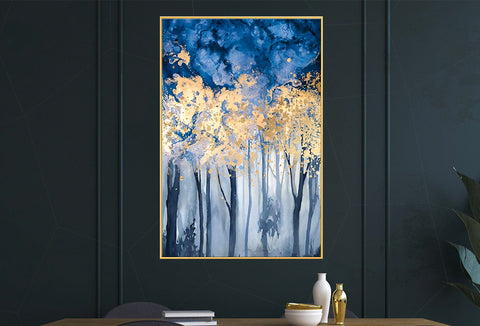 Handmade abstract painting for your home