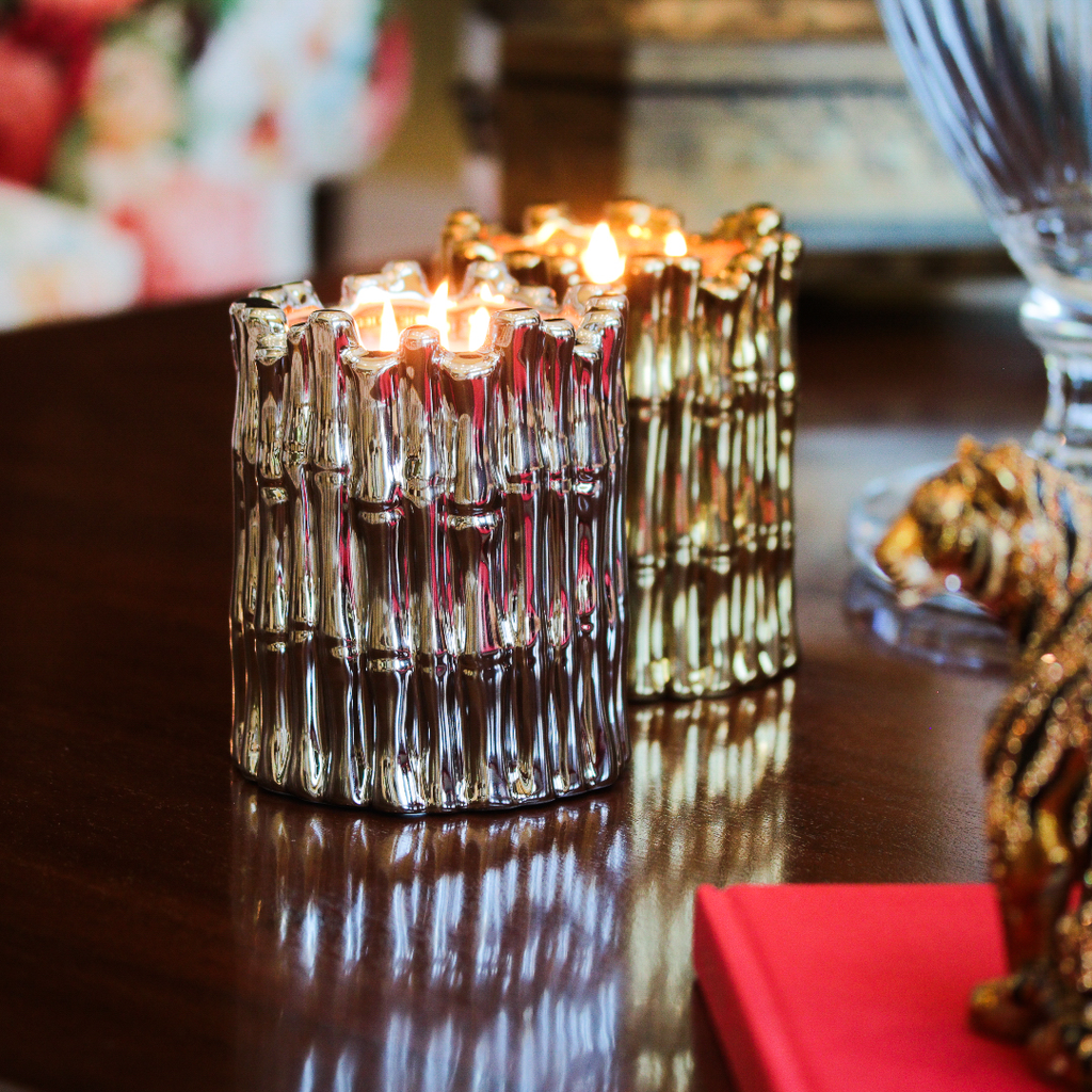 gold-ceramic-bamboo-design-candles-with-2-wicks