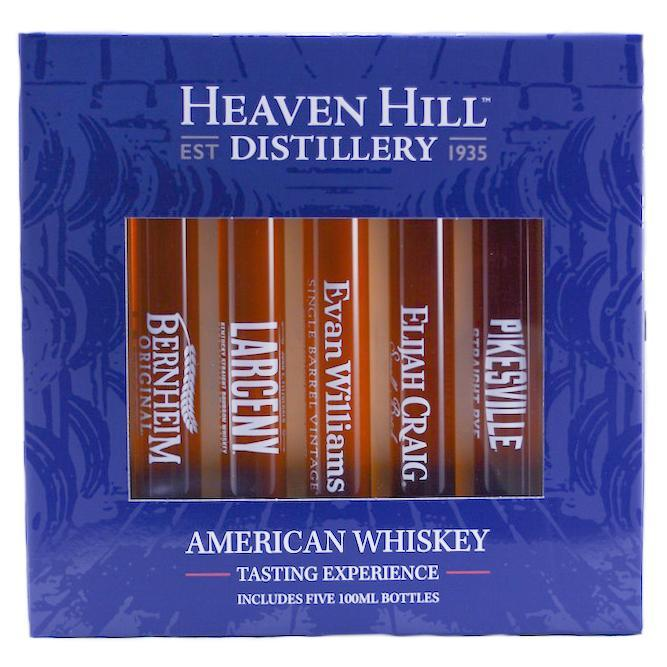 Buy Heaven Hill Distillery American Whiskey Tasting Experience online from the best online liquor store in the USA.