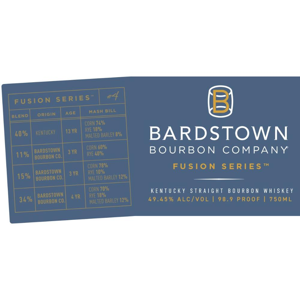 Bardstown Bourbon Fusion Series #4