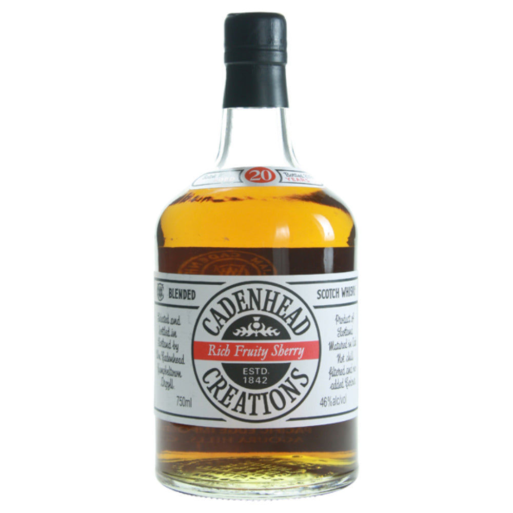 Cadenhead Creations 20 Year Old Blend