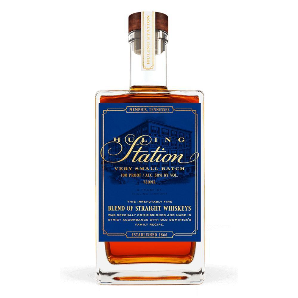 Huling Station Blend Wheat Whiskey Huling Station