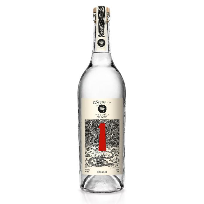 Buy 123 Organic Tequila Blanco online from the best online liquor store in the USA.