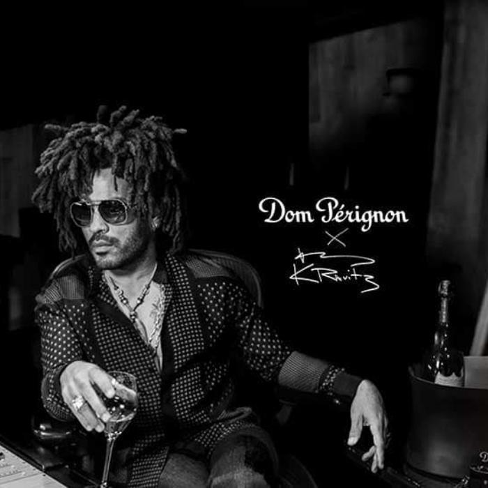 Buy Dom Pérignon Vintage 2008 Lenny Kravitz Limited Edition online from the best online liquor store in the USA.