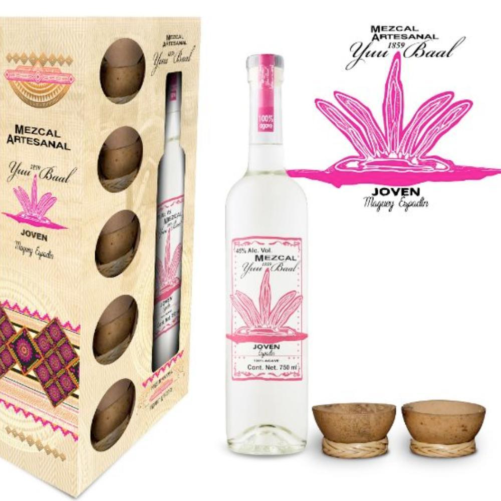 Buy Yuu Baal Joven Espadin Gift Set online from the best online liquor store in the USA.