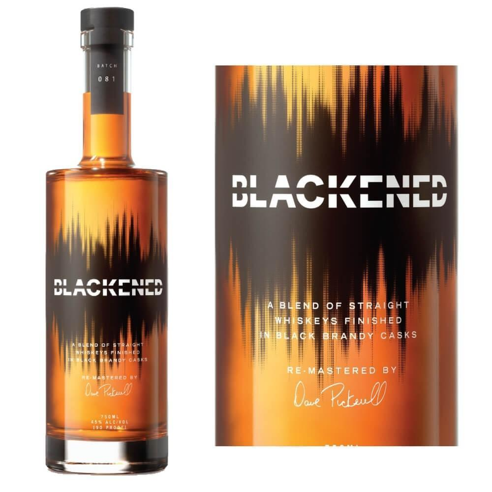Buy Blackened American Whiskey - Metallica Whiskey online from the best online liquor store in the USA.