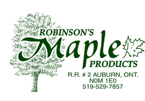 Robinsons Maple Products