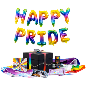 Let's Start With Our Pride Starter Kit