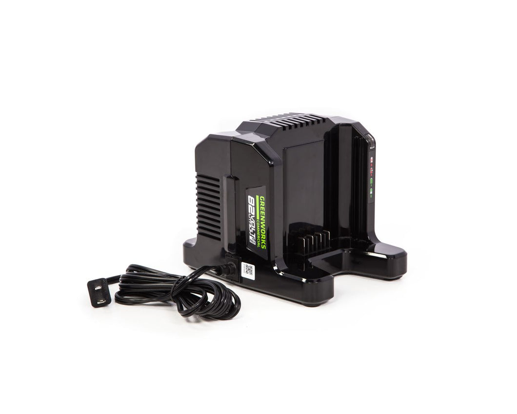 Greenworks Commercial 82 Volt Lithium-Ion Dual Battery Charger