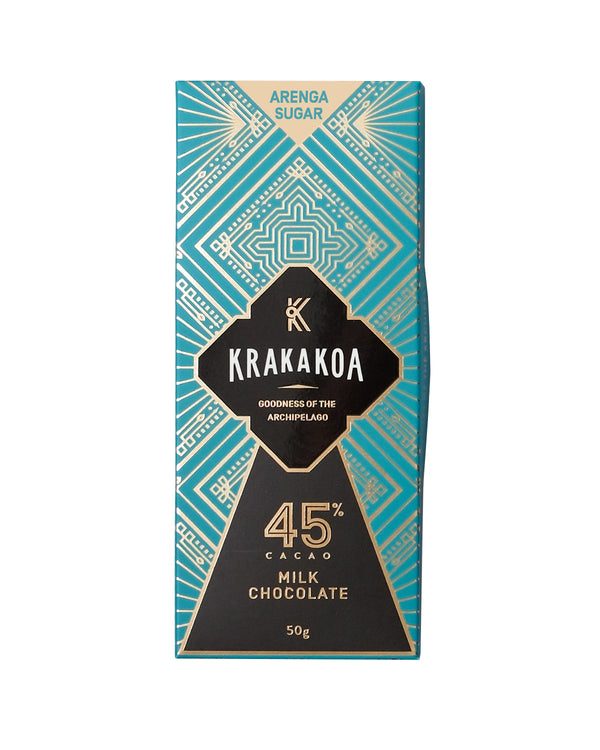 Arenga 45% Milk Chocolate