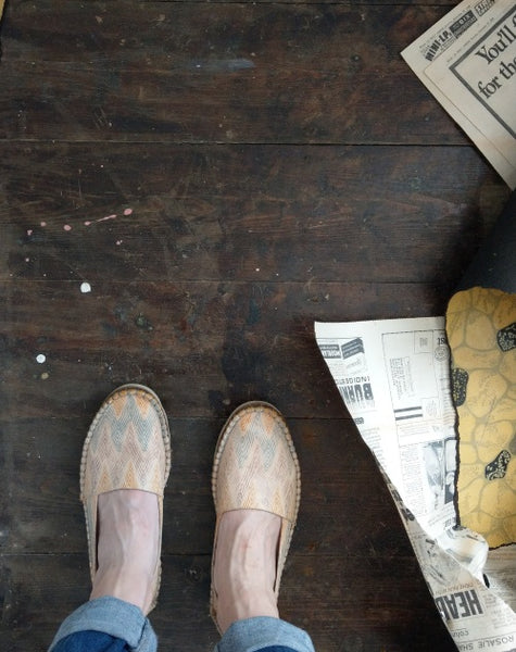 Victorian Floorboards