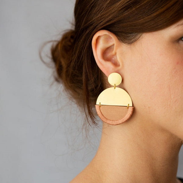 Nook of the North Earrings