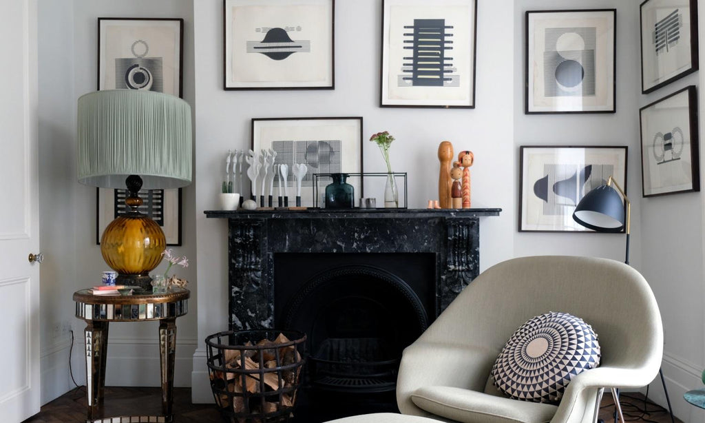 Interior Inspo: A Stunning Townhouse in De Beauvoir