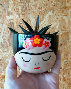 Mini Frida Plant Pot at Albert & Moo
