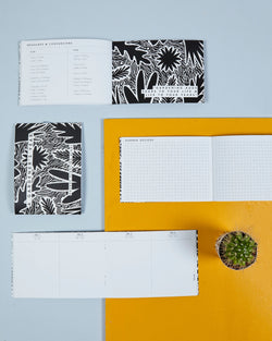A Gardeners Year Diary by Studio Wald at Albert & Moo