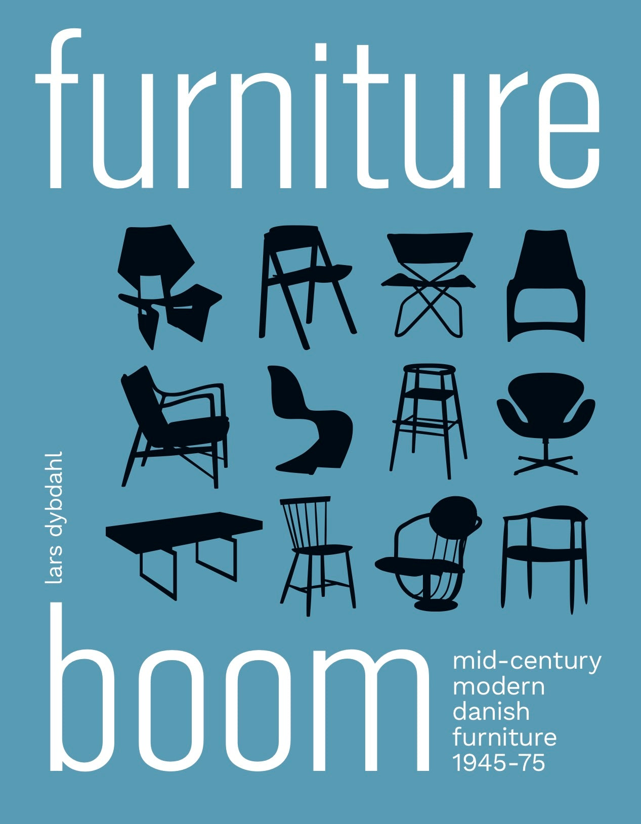 The Danish Furniture Boom 1945-1975
