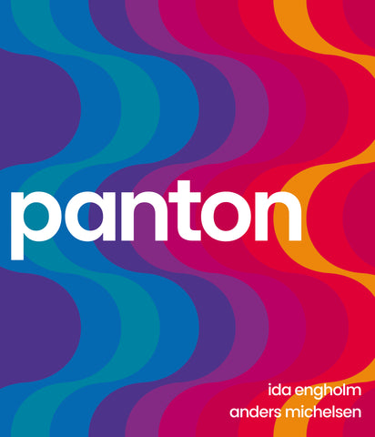Panton - environments, colours, systems, patterns