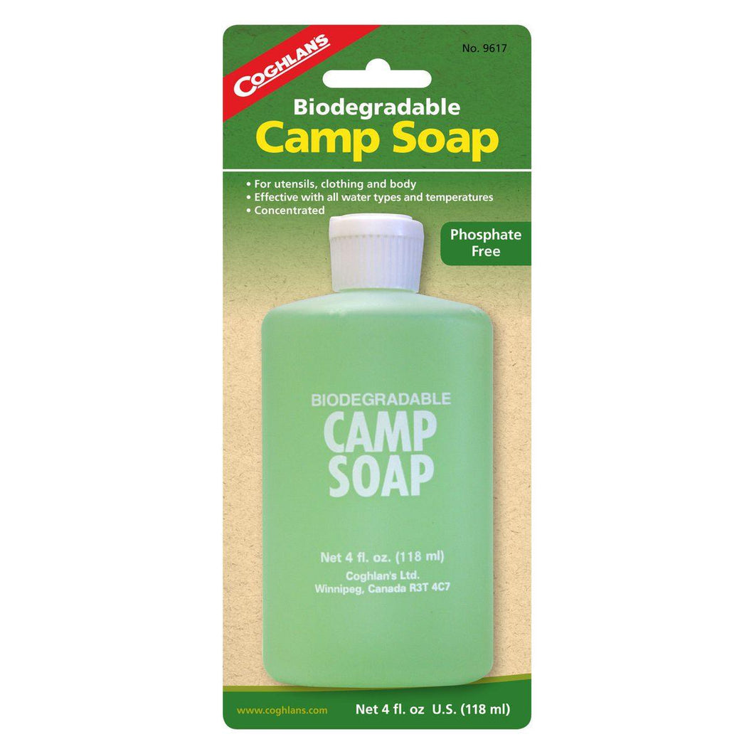 Coghlans Camp Soap 60ML - Hikersparadisesa