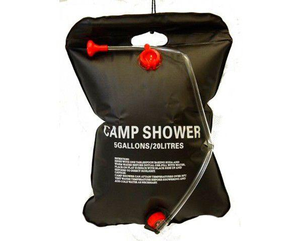 Portable Camp Shower PVC - 10L - Hikersparadisesa