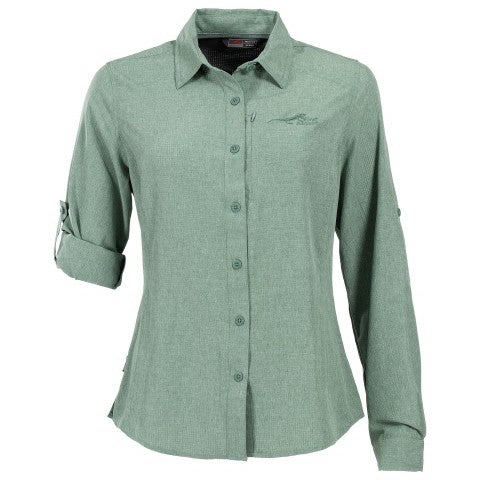 First Ascent Ladies Luxor Long Sleeve Shirt