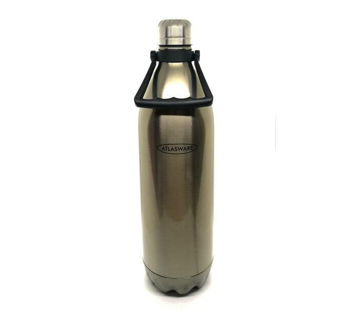 Atlasware 2L Stainless Steel Flask - Hikersparadisesa