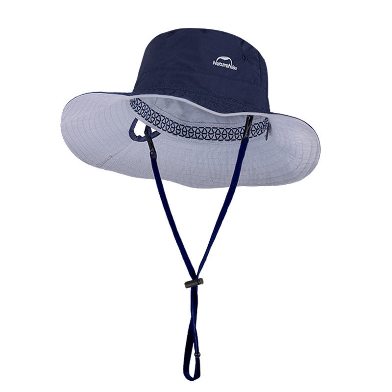 Naturehike Bucket Hat Outdoor Fishing Hat Climbing Breathable Sunshade Cap
