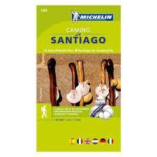 Camino Frances Guide. Michelin - Hikersparadisesa