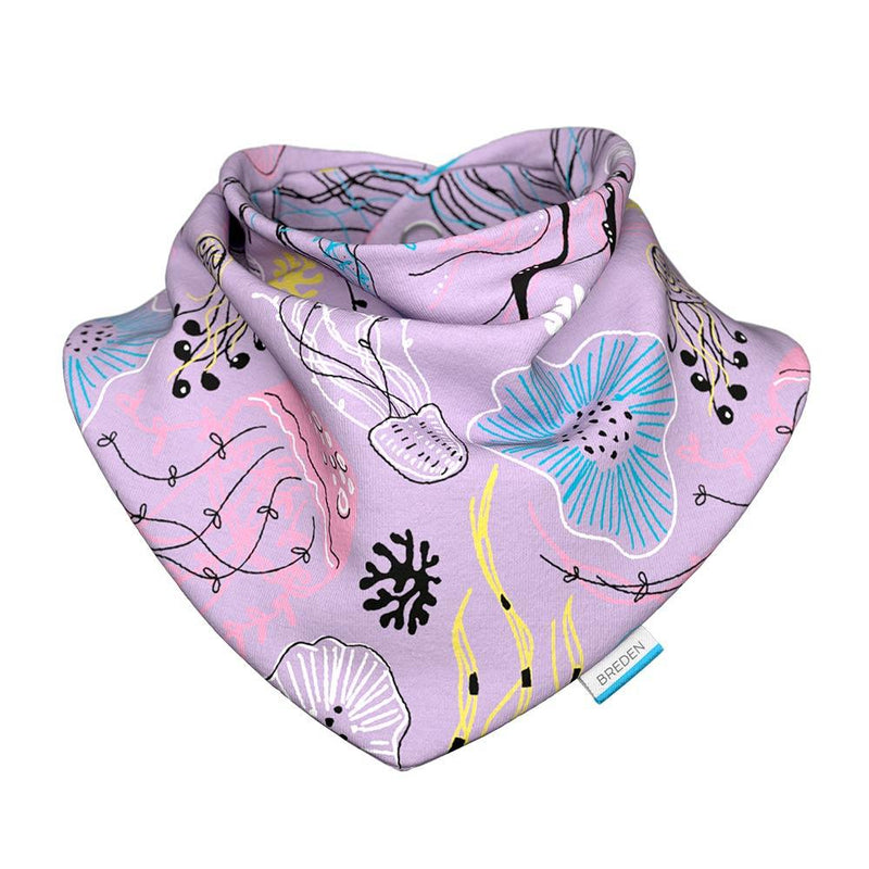 Birte cotton adjustable baby triangle scarf