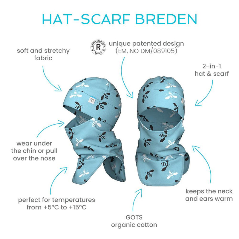 Breden kindergarten proof balaclava