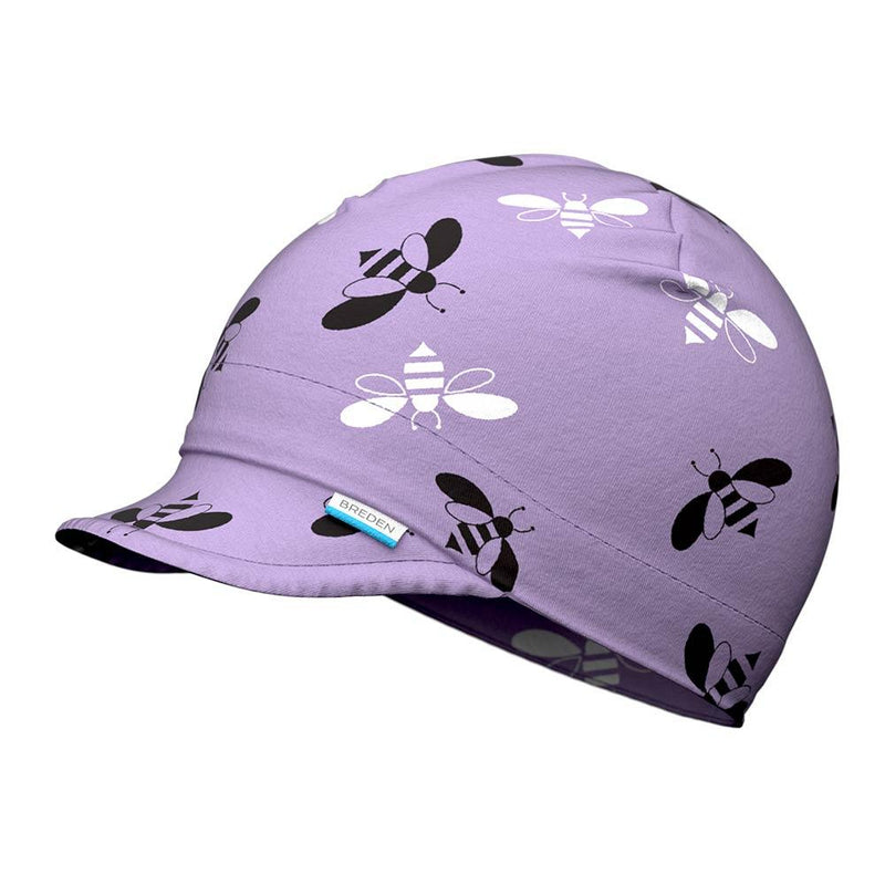 Sun light cotton peaked summer hat for kids