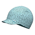 Sun light cotton peaked summer hat for kids #color_dots mint