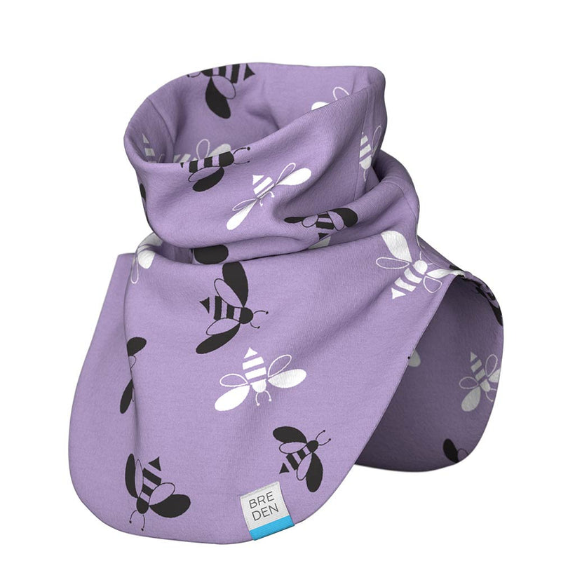 Taron kids tube scarf with extended front and back