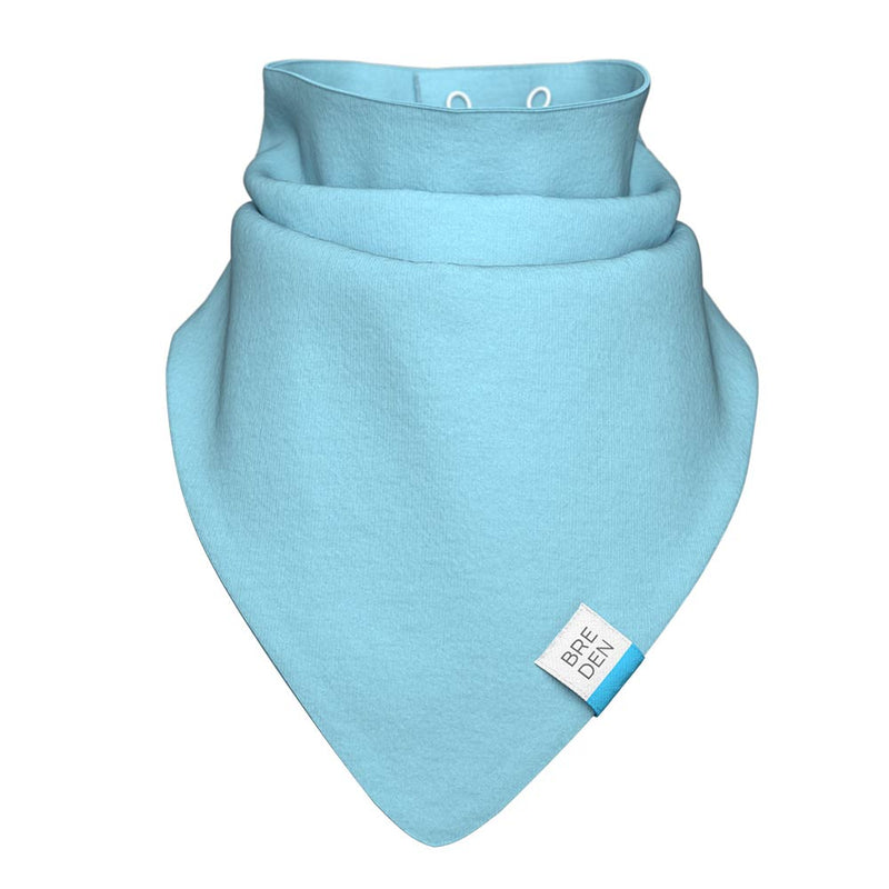 Trine kids adjustable cotton triangle scarf