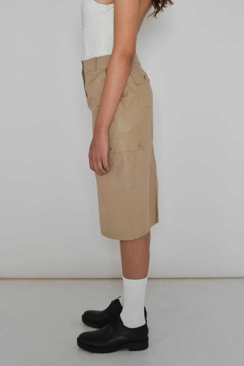 Celine | Cargo Pocket Skirt