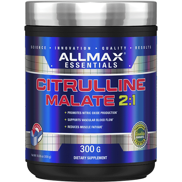 AllMax Nutrition Citrulline Malate 300 Grams
