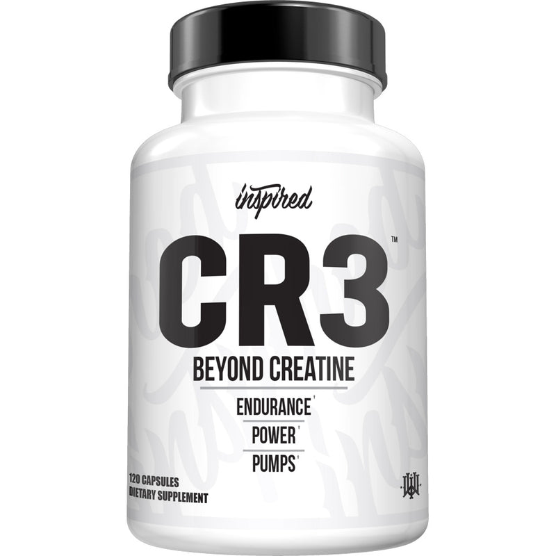 Inspired Nutraceuticals CR3 2-Pack