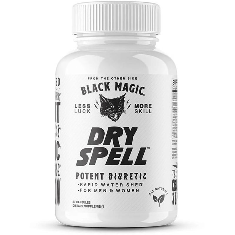 Black Magic Dry Spell 80 Caps
