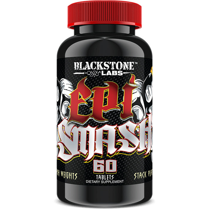 Blackstone Labs EpiSmash 60 Tablets