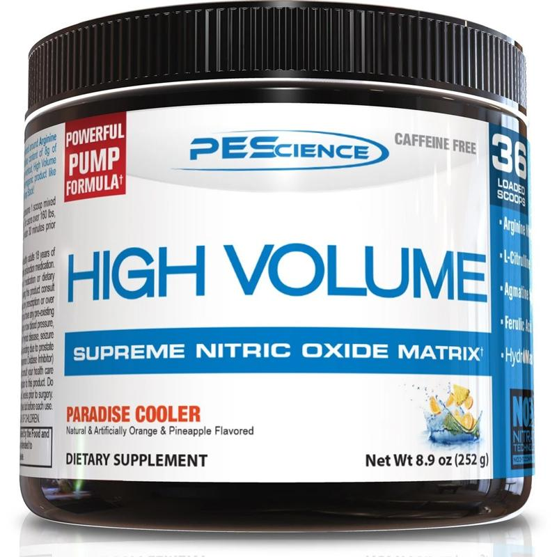 PEScience Prolific + High Volume Stack