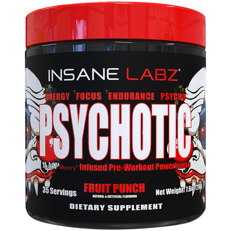 Insane Labz Psychotic 35 Servings 2-Pack