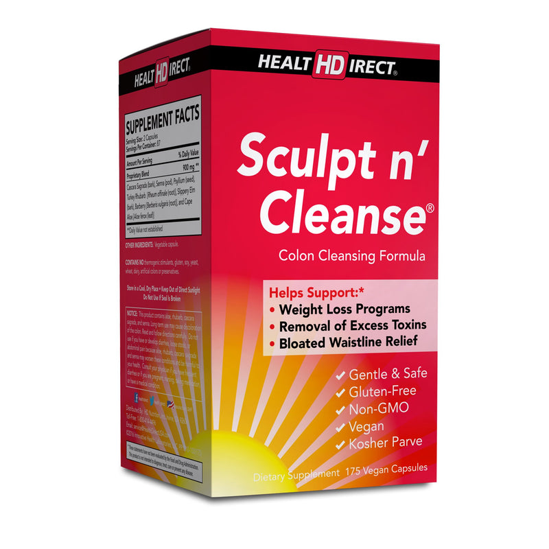 Health Direct Sculpt n' Cleanse