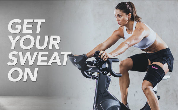 Sweet Sweat Thigh Trimmers Get Your Sweat On