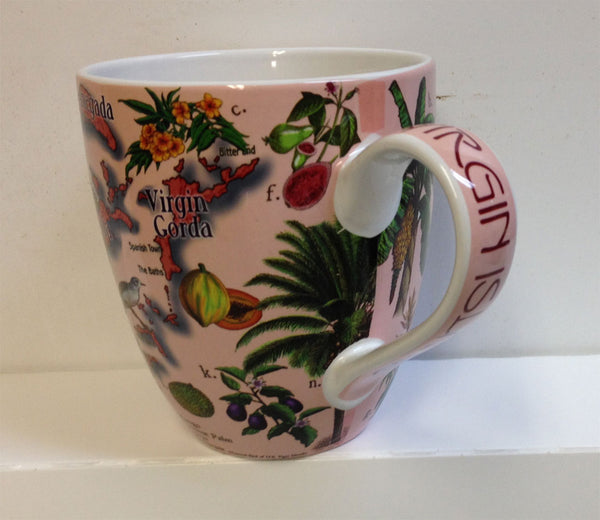 Virgin Islands Botanical Mug