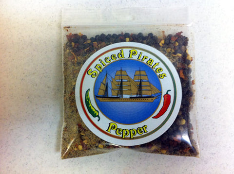 Spiced Pirates Pepper