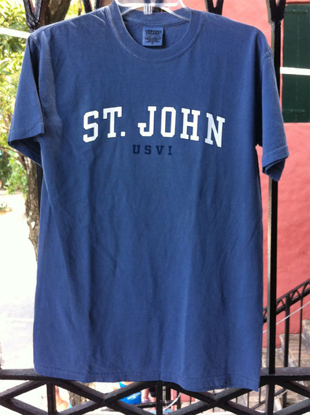 Classic St. John Tee Shirt for adults