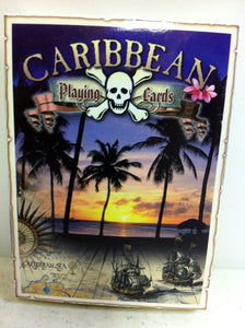 Caribbean Playing Cards